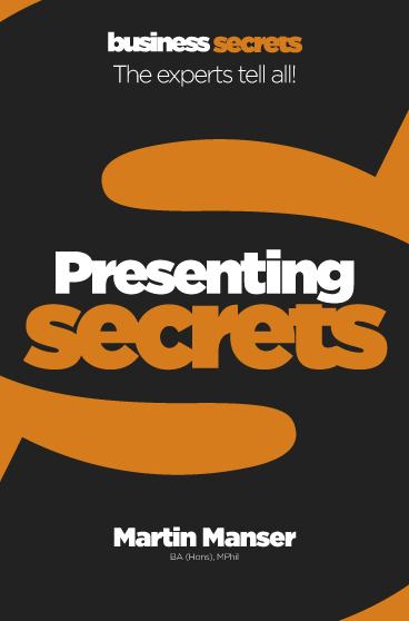 Presenting Secrets