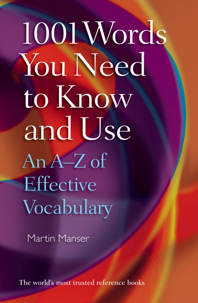 1001 words you need to know and use