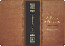 A Book of Prayers cover