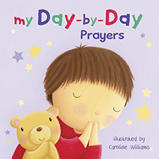 My Day-by-Day Prayers cover