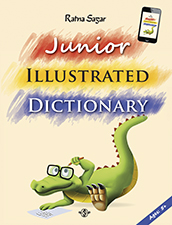 The Junior Illustrated Dictionary cover