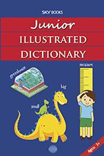 Junior Illustrated Dictionary - alternative cover